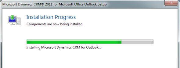 Outlook 2007 with Dynamics CRM 2011: will it blend?