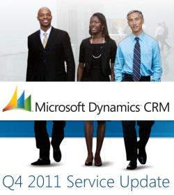 Microsoft Dynamics CRM Q4 2011 Service Update