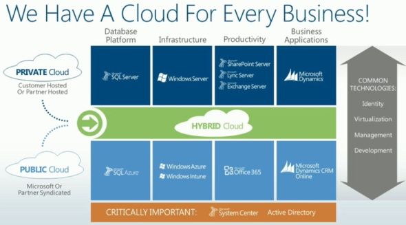A Microsoft Cloud for Every Business