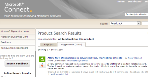 Microsoft_Connect_Advanced_Find_Not_In