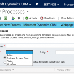 Getting Your Head Around Dynamics CRM 2013 Processes – Part 1