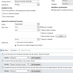 Auto-Numbering with CRM Workflows: Real-Time vs. Asynchronous