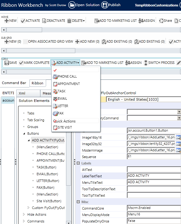 CRM2013_Activities_RibbonWorkbench