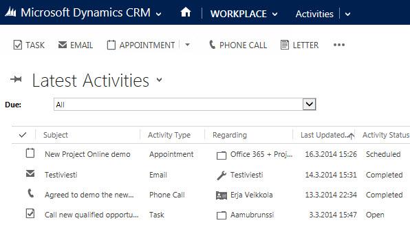 CRM_2013_Activities