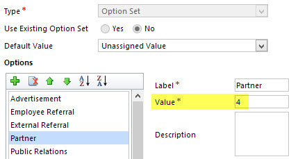 CRM_OptionSet_Value_Label