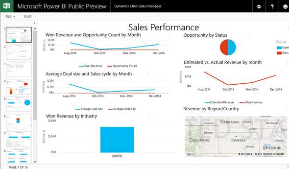 PowerBI_Preview_CRM_report