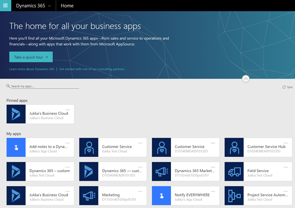 From AppSource to Solutions to Dynamics 365 Apps - Dynamics