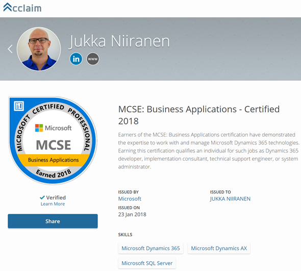 Getting Your Mcse Certification For Microsoft Business Applications