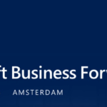 Microsoft Business Forward 2018 Event and Spring Wave for Dynamics 365