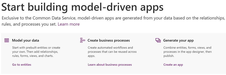 Exploring CDS for Apps Platform Licensing (PowerApps)